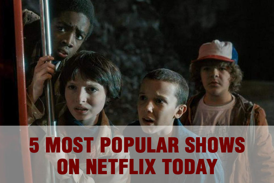 5 Most Popular Shows on Netflix Today | Best HDTV Antenna