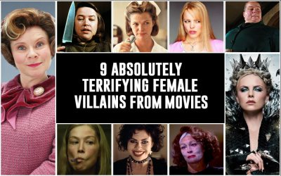 9 Absolutely Terrifying Female Villains From Movies