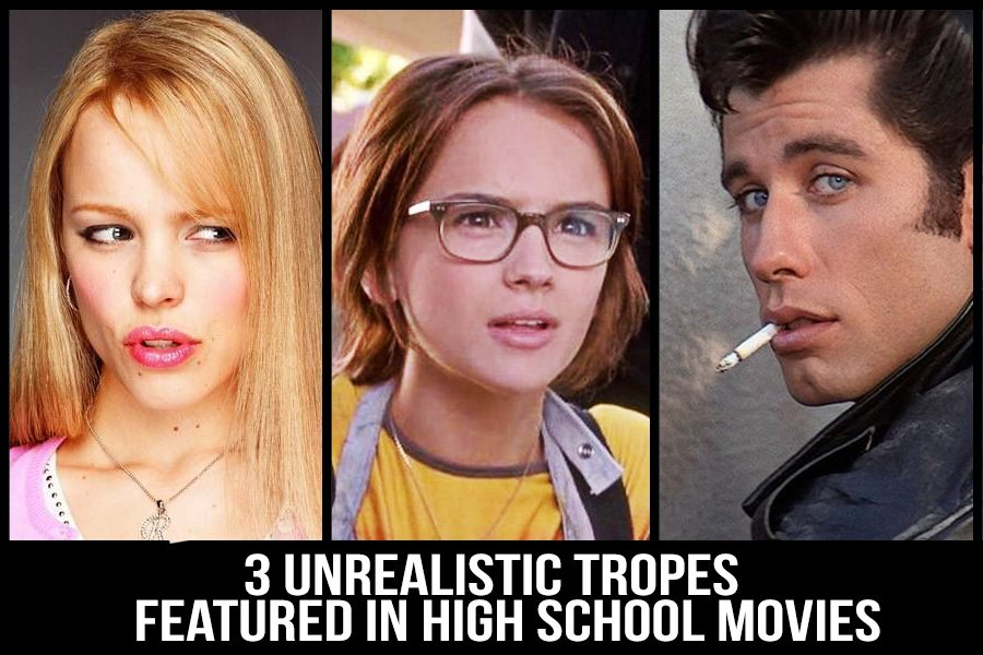 3 Unrealistic Tropes Featured in High School Movies